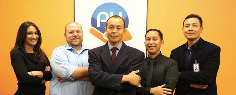 Chiropractor Denver CO Conrad Bui and Staff