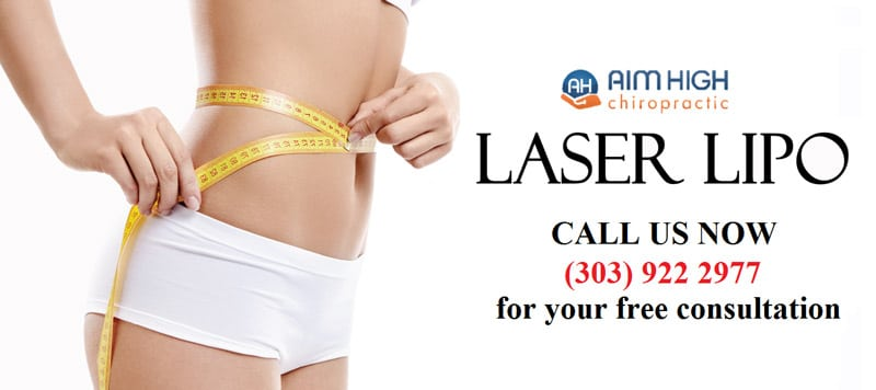Laser Lipo at Aim High Chiropractic