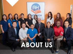 Staff at Aim High Chiropractic