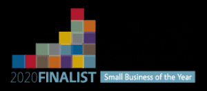 Small Business of the Year 2020 Finalist